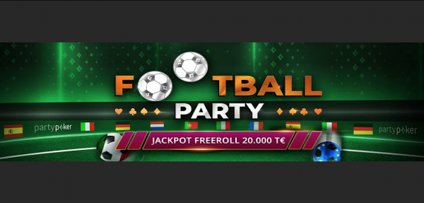 Jackpot Freeroll: la vittoria dell'Italia rende super il prizepool!