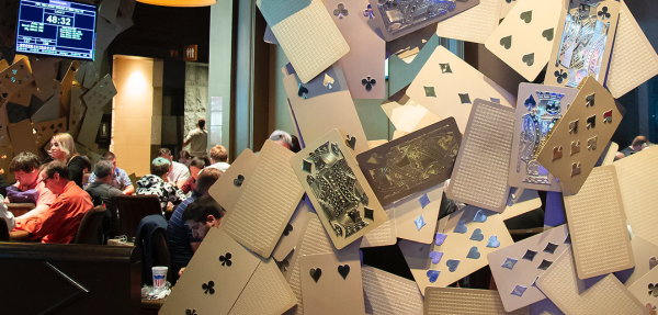 """Comincia il conto alla rovescia per """"The Titan"""", tre giorni di grande poker dal 7 novembre"""